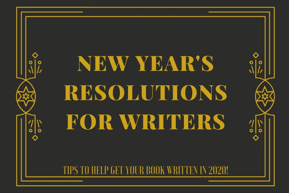 Happy New Year Writers—It's Time to Get Productive!