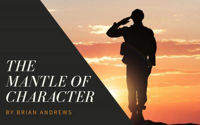 THE MANTLE OF CHARACTER