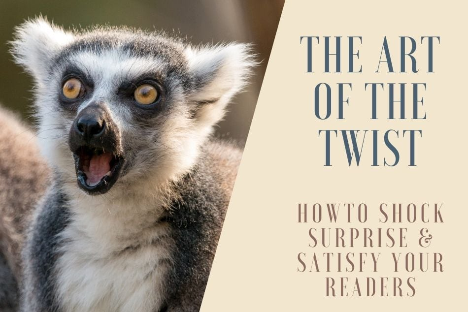 The Art of the Twist – How to Shock, Surprise & Satisfy Your Readers