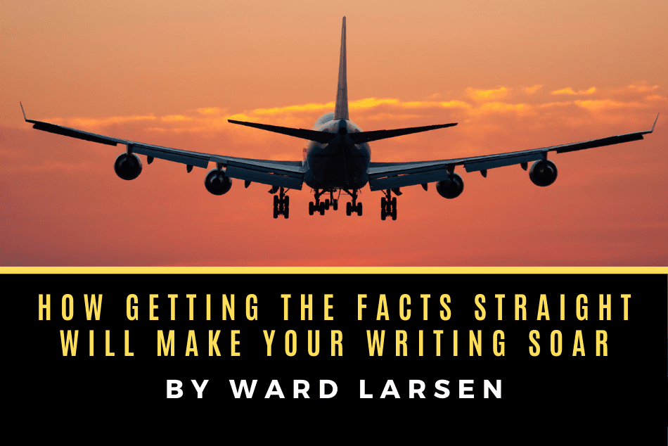 How Getting The Facts Straight Will Make Your Writing Soar